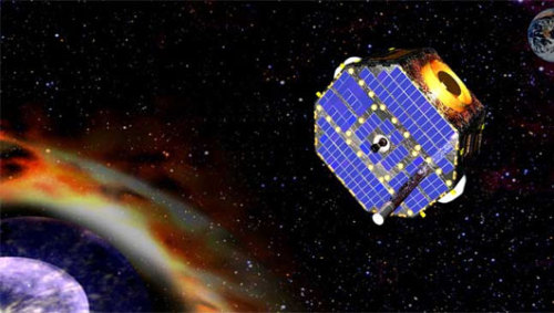 NASA spacecraft detects 'alien' matter from beyond our solar systemThe 'interstellar material' is the leftovers of older stars that have ended their lives in a supernova.