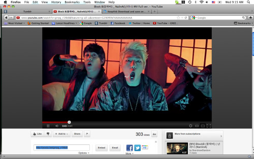 mrmanslave:  When I was waiting for Block B to load I got the best faces :D  XD bwahaha!
