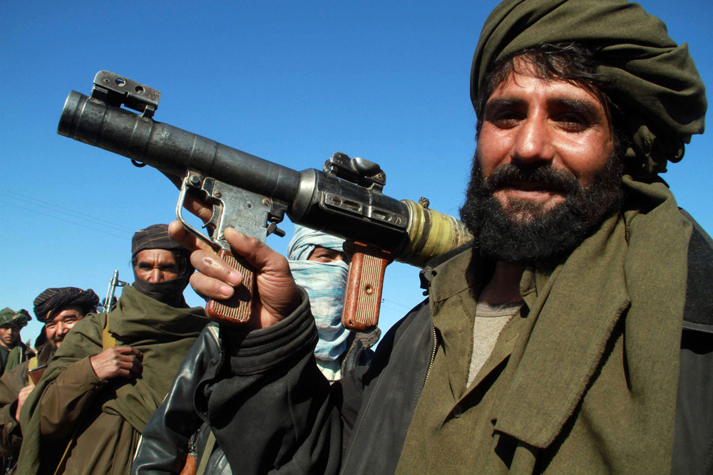 "All for nothing? Pakistan-backed Taliban poised to reclaim Afghanistan upon NATO's exitThe U.S. military said in a secret report that the Taliban, backed by Pakistan, are set to retake control of Afghanistan after NATO-led forces withdraw, raising the prospect of a major failure of Western policy after a costly war.Lieutenant Colonel Jimmie Cummings, a spokesman for the NATO-led International Security Assistance Force, confirmed the existence of the document, reported on Wednesday by Britain's Times newspaper and the BBC.But he said it was not a strategic study.""The classified document in question is a compilation of Taliban detainee opinions,"" he said. ""It's not an analysis, nor is it meant to be considered an analysis.""Nevertheless, it could be interpreted as a damning assessment of the war, dragging into its 11th year and aimed at blocking a Taliban return to power.It could also be seen as an admission of defeat and could reinforce the view of Taliban hardliners that they should not negotiate with the United States and President Hamid Karzai's unpopular government while in a position of strength. (Photo: Mohammad Shoiab/Reuters)"
