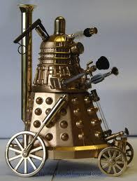 Steam Punk Dalek…