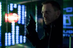 The first image of Daniel Craig in the next James Bond movie, Skyfall. Are you stoked yet?