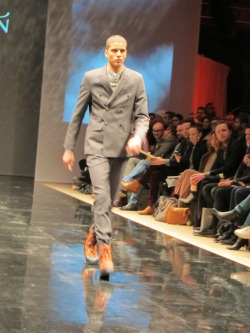 First look at Oscar Jacobsen