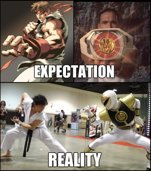 grey-trickster:  This is badass  Reality > Expectation
