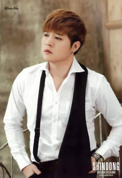 "it takes alot of getting used to to the new slimmer Shindong….but as I said, ""it takes a lot of getting used to""…. >_<"