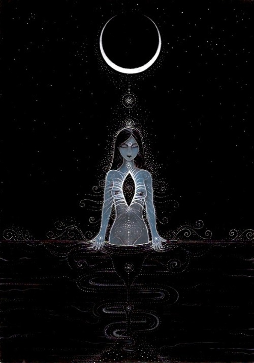 Moon Worship by Louise Benton
