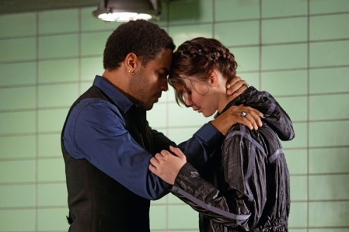 We already love Cinna so much but you can tell from this image that we are going to get crazy attached to his character!  Read the full Rolling Stones article with Lenny Kravitz right HERE!