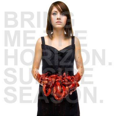 alexcorefan16:  Bring Me The Horizon-Suicide Season (One of my favorite metalcore albums :D )
