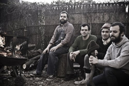 Spring break for mewithoutYou means a spring tour for all of you!