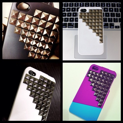 Enter on our  Facebook page to win!!! Win 2 studded LSD Iphone cases just in time for Valentine's day! Keep one for yourself and give the other one to your BFF, it's the perfect V-day gift. Add us on Facebook http://www.facebook.com/lsDFashionLAB #lsdfashionlab #contest #winning #free #freebies #losangeles #studs #studdediphonecase #giveaway #lsdswag #iphone (Taken with instagram)  iphone iphonecase iphonecover studdediphonecase studded iphone case studs iphone case iphone cover lsd fashion lab lsdfashionlab lovesexdiamonds iphoneswag iphone swag