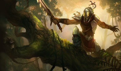 Upcoming Mystery Master Yi Skin