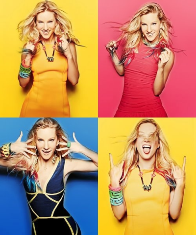 Happy Birthday Heather Morris!!! I LOVE YOU :D