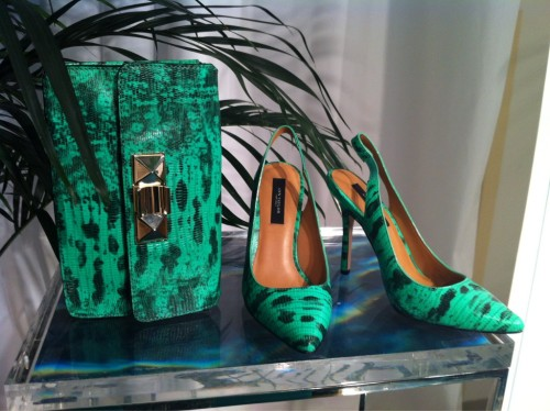 Fab Ann Taylor accessories slated to hit stores this summer.