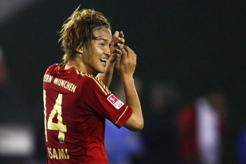 It's being reported that Bayern have opted out of purchasing Takashi Usami at the end of the season. He's an incredibly talented young player and we wish him luck with wherever he ends up!