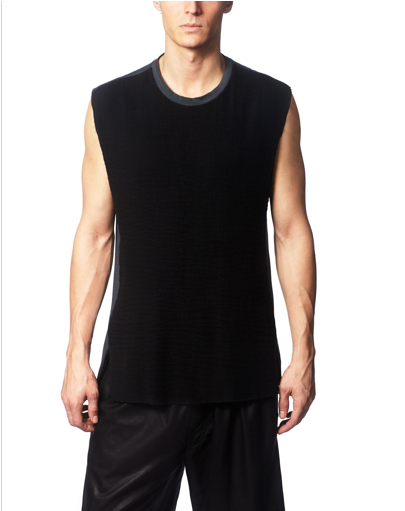 Today's sign of the apocalypse… a $400 tank top. (Oh, wait… it's $395? Wow… what a steal!)