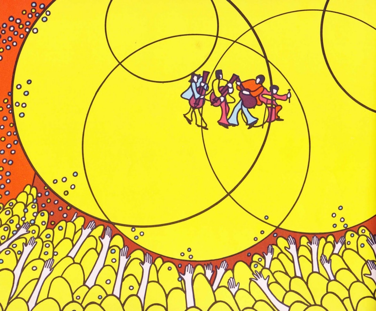 (via We Love You, Beatles: Vintage Children's Illustration Circa 1971 | Brain Pickings)