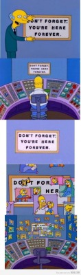 Just Homer Simpson being awesome!