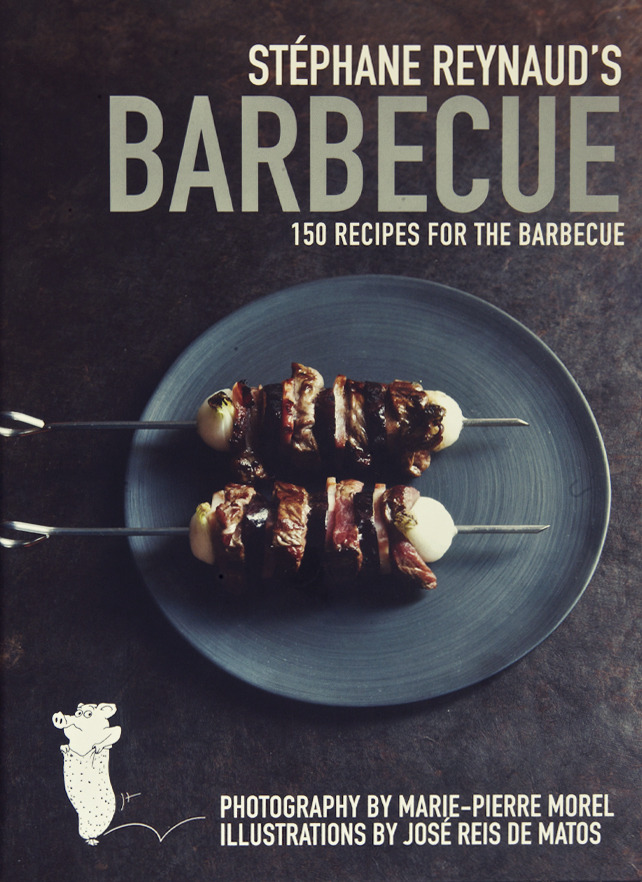 lite-sign:  stéphane reynaud's barbecue book