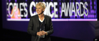 foreverliberal:  stfuconservatives:  goodreasonnews:  Ellen DeGeneres' new gig as a spokeswoman for JC Penney is just one component in the retail brand's planned makeover, but not everyone is thrilled by the choice. OneMillionMoms.com, a division of the American Family Association, is now calling for DeGeneres to be replaced by the Texas-based chain because she is a lesbian, Towleroad and other media outlets are reporting. (via Ellen DeGeneres' JC Penney Partnership Slammed By Anti-Gay Group One Million Moms) Christian hate group led by a guy who thinks all the Nazis were a secret gay club is really concerned with commercial spokespeople.  If you don't like Ellen Degeneres you are on my automatic side-eye list. Also, if you're in any way related to the AFA. These moms are getting a double side-eye. FEEL THE BURN. -Jess  Here's a petition — http://www.thepetitionsite.com/1/Thank-JC-Penney-For-Ellen-DeGeneres-Partnership/ Support Ellen and J.C. Penney's decision — screw homophobes and anti-gay individuals. All they do is spread hate.    Fuck Homophobia. Fuck OneMillionMoms. I love Ellen, she's the nicest person ever. Go take a few seconds out of your day and sign this petition, please? :(