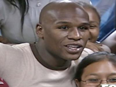 It's Mayweather vs. Cotto in Vegas May 5 Boxer Floyd Mayweather, Jr. will indeed fight at the MGM Grand Garden Arena in Las Vegas on May 5, after his boxing license was approved Wednesday. His opponent, though, does not go by the name of Manny Pacquiao. read more  What do you think about Mayweather's announced fight against Miguel Cotto? Weigh-in on The Rant on Facebook or on FOX5Vegas.com.