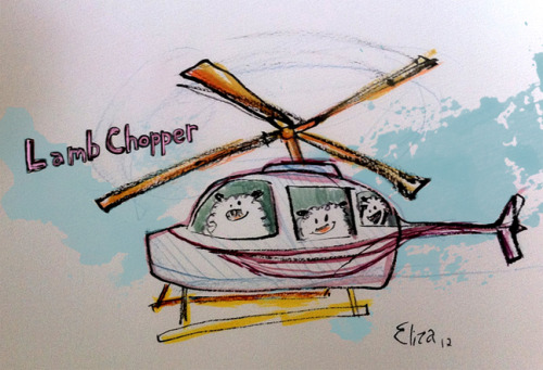 New Cheese Post Up:  This week's favorite is Lamb Chopper!