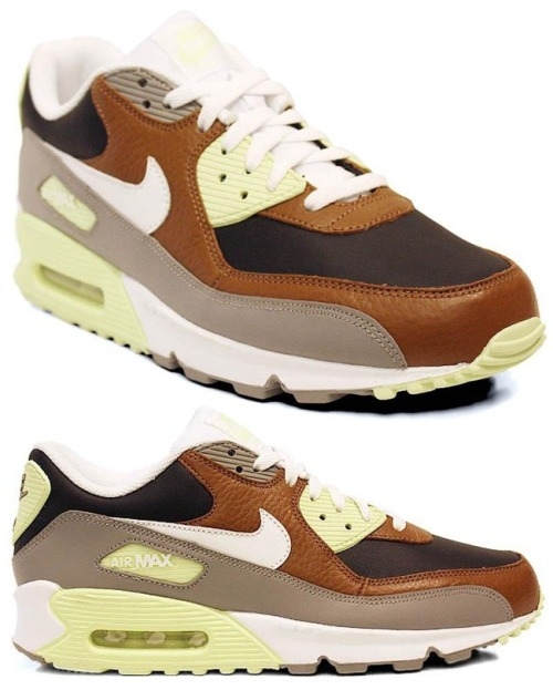 Nike - Air Max 90 - Hazelnut - 2012 <3!