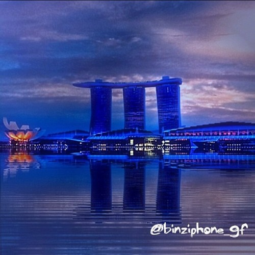 MBS in Blue #hdriphoneographer