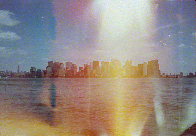 new york, film, unedited  By signed, monika