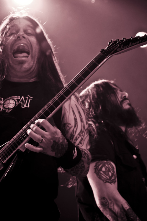 Interview with Phil Demmel of Machine head.