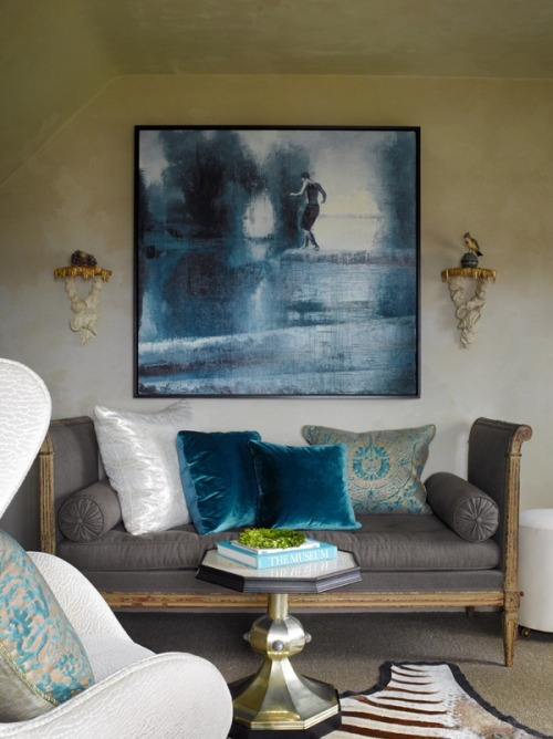 Design by Benjamin Dhong Interior Design, Photograph by David Duncan Livingston