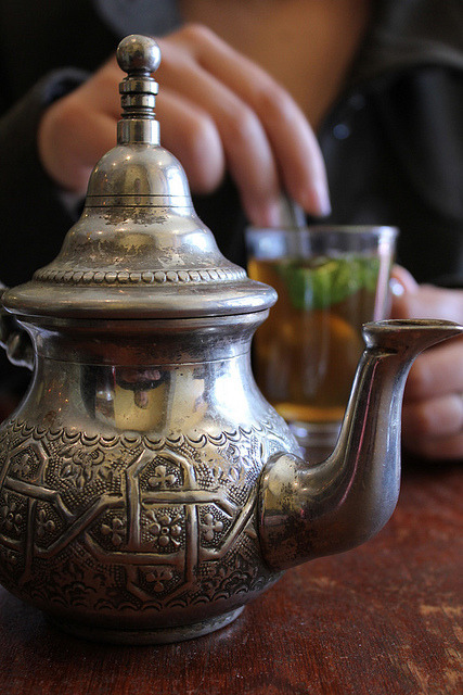 mediterranean tea time by adamvv on Flickr.