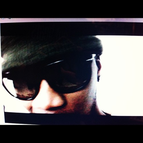 Video off that that TakersMixtape comin soon! (Taken with instagram)