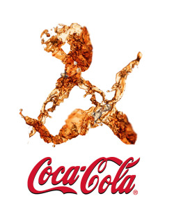 AMPERSAND PROJECT3. Coca-Cola Splash PEZ
