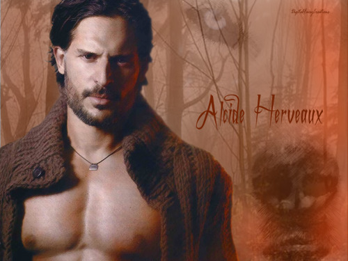 i-love-true-blood-fan-art:  Alcide Herveaux - Joe Manganiello by ~smluvr