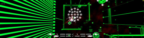 Strange Attractors 2 is an experimental, action-puzzler in which the player navigates through a variety of bizarre worlds by controlling the forces of gravity using an elegant and unique interface.   Free one-button PC game with awesome neon visuals.