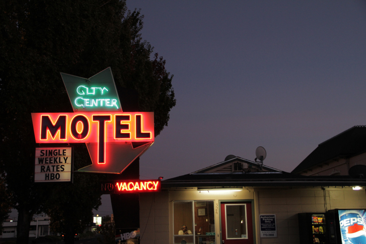 city center motel.