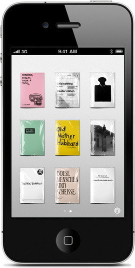 App of the Day: Nieves Zines