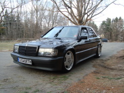 the mighty 190e