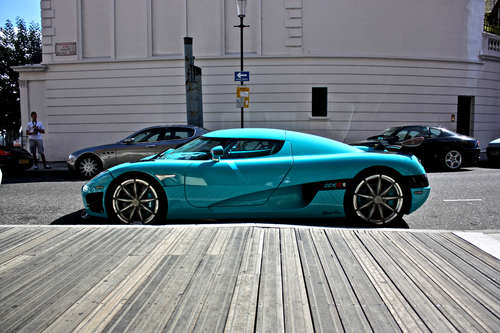business-punk:  Koenigsegg CCXR.