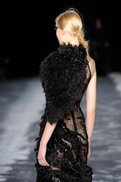 myworldoffashionlooks:  samuel cirnansck fall/winter 2012