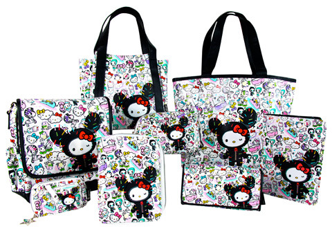 Tokidoki for Hello Kitty Best Friends Collection (2011)
