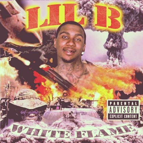Lil B - White Flame (Mixtape, 2012) this mixtape has restored my faith in Based God.