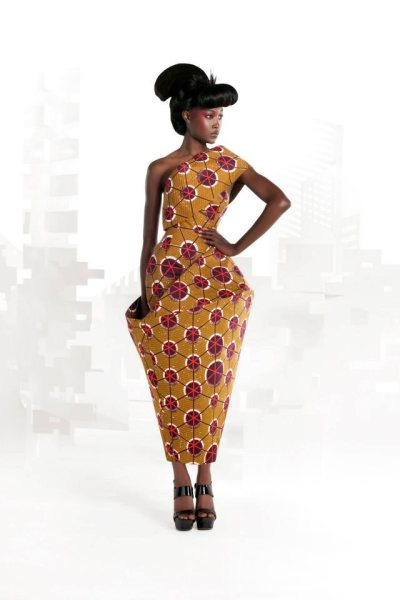 Vlisco - Silent Empire Collection www.vlisco.com