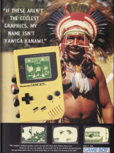 imremembering:   Gameboy