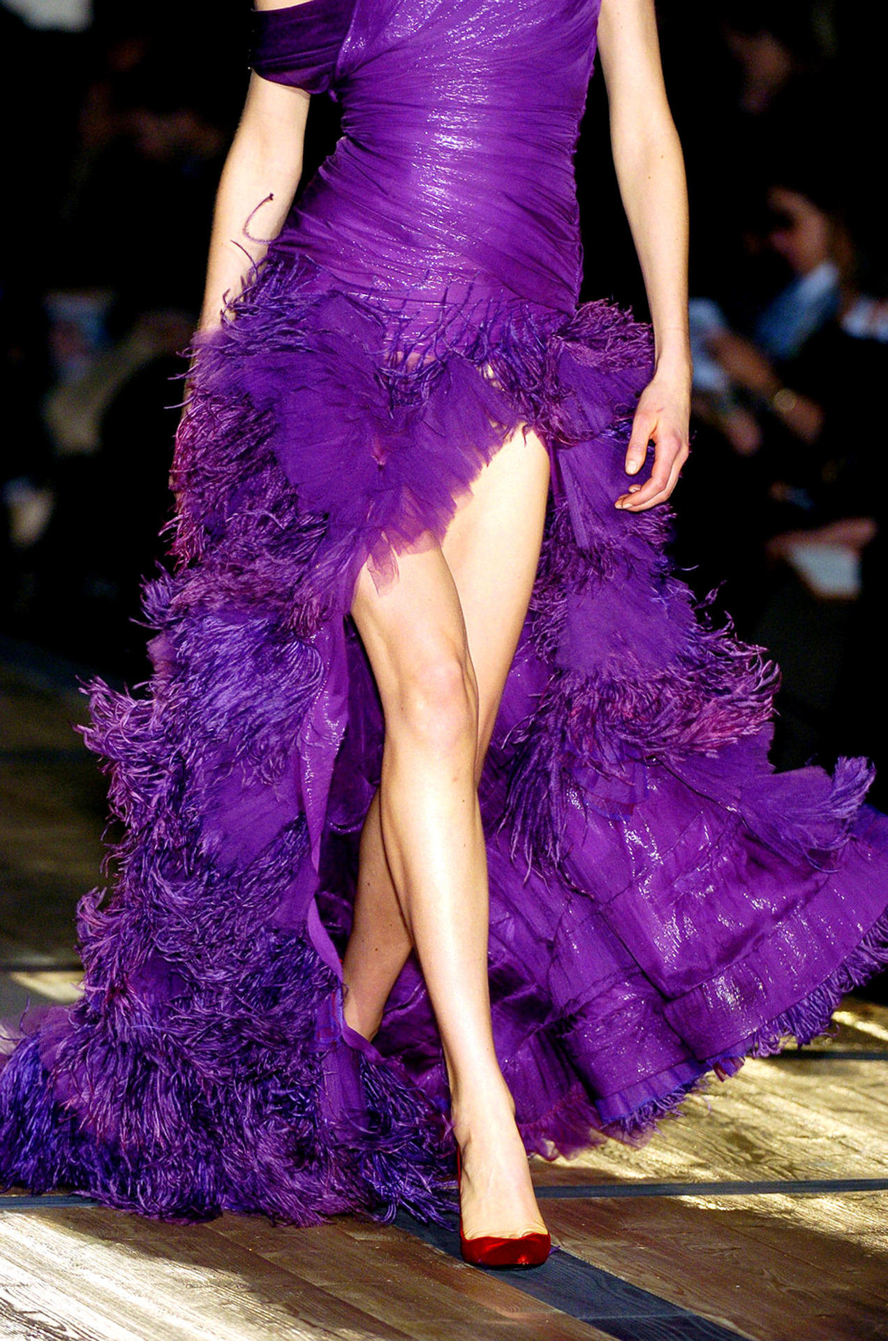 lustbite:  Roberto Cavalli - Fall/Winter 2005