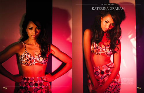 2010 - 2011 | BLAG Vol.3 Nø 2 INTRODUCING… Katerina Graham Interview by Sarah Photography by Alex Prager