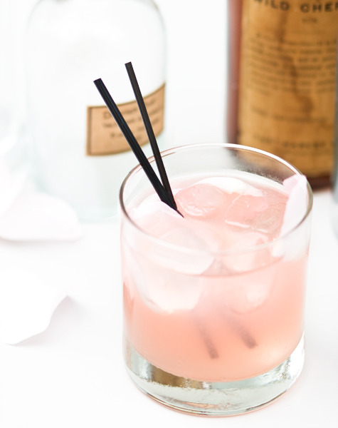 gastrogirl:  cardamom rose cocktail.