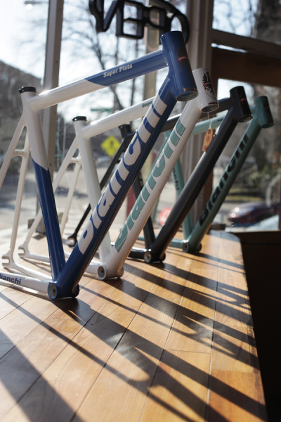 superbbicycle:  Bianchi Super Pistas