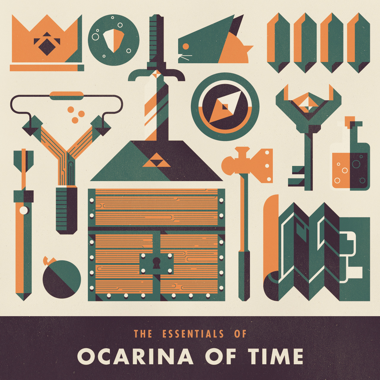The Essentials of The Ocarina of Time by Justin Mezzell