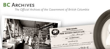 The BC Archives is searchable, too! You can look up images, moving pictures, records of immigration, and more! This is a great resource for Social Studies and History projects; click here to be redirected to the BC Archives website.