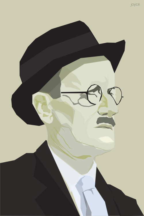 "James Joyce (2 February 1882 – 13 January 1941) by poisontoothprints ""Have I shocked you by the dirty things I wrote to you? You think perhaps that my love is a filthy thing. It is, darling, at some moments. I dream of you in filthy poses sometimes. I imagine things so very dirty that I will not write them until I see how you write yourself. """
